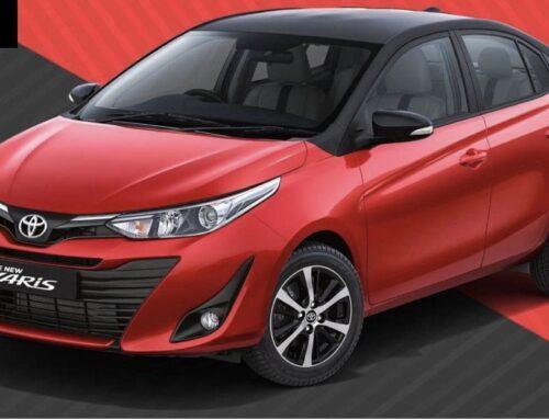 Industria / Toyota Yaris (versión para mercados emergentes), fue descontinuada su fabricación en la India debido a bajas ventas.